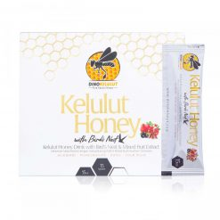 Madu Kelulut Stingless Bee Trigona Honey Bird's nest with Mixed Fruit Extract