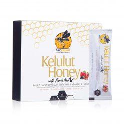 honey with bird's nest