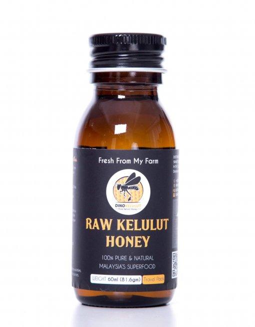 Madu Kelulut Stingless Bee Trigona Honey 60ml Travel pack Raw and Organic Fresh from my honey farm, best honey, honey for face, types of honey, best manuka honey, honey brands, honey ants, bee farm near me, benefits of honey on skin, raw honey near me, honeycomb for sale, white honey, benefits of honey on face, honey for sale, where to buy raw honey,