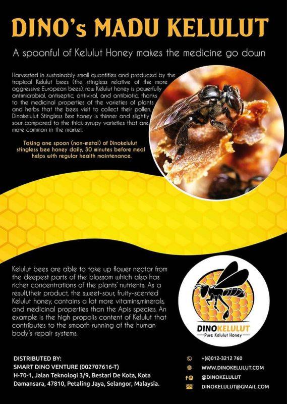100 Pure Organic Honey